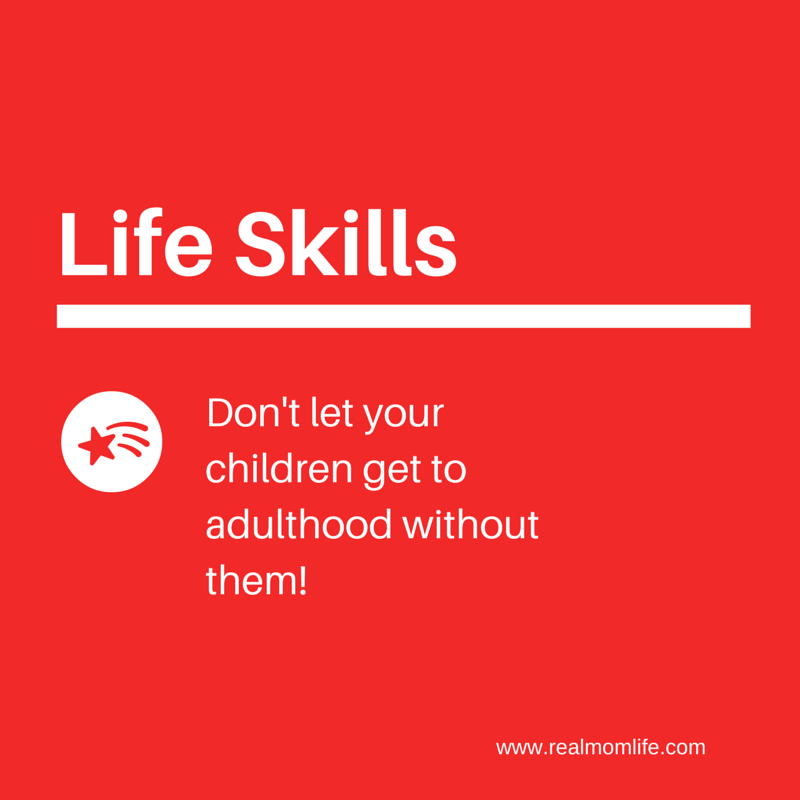 Life Skills for Kids: Importance of teaching life skills