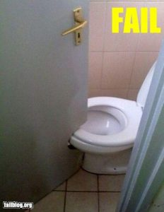 From :http://hgdiy.com/2013/03/20-hilarious-diy-home-bathroom-remodel-fails/