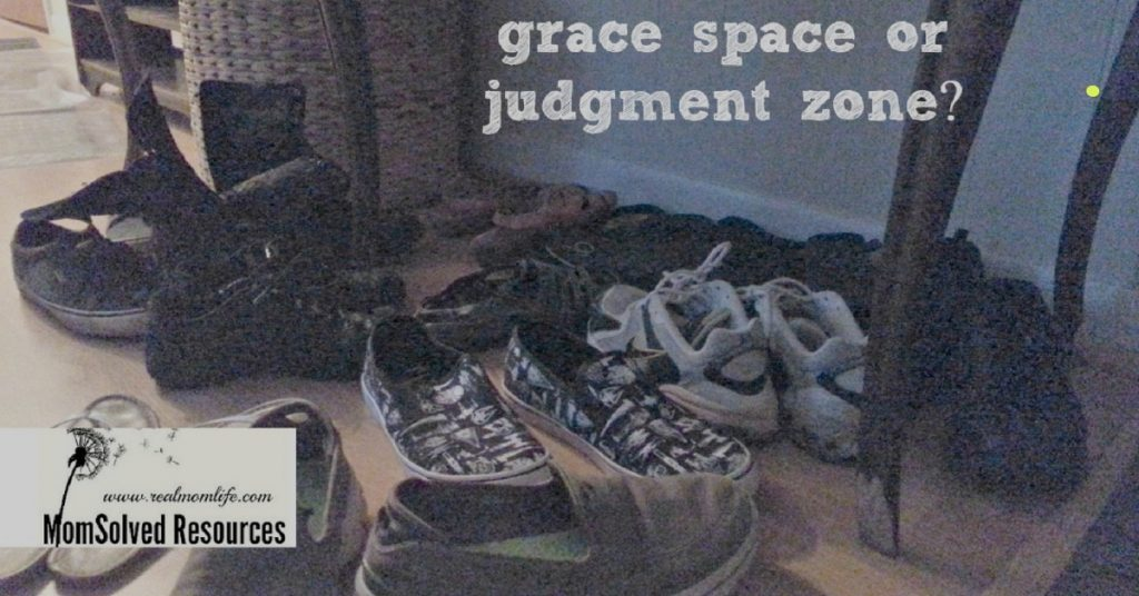 Grace Space, or Judgment Zone