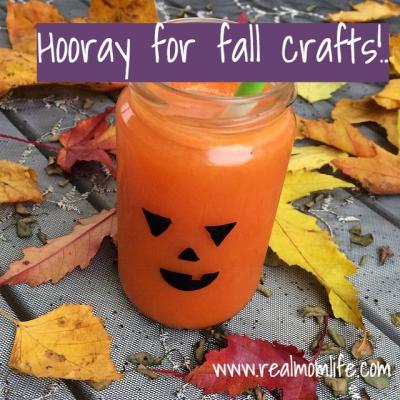 Fall Crafts and Family Fun!