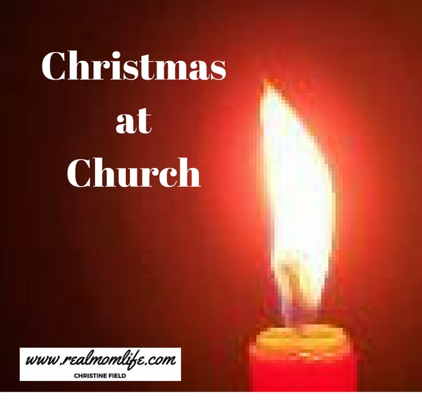 Christmas Eve at Church