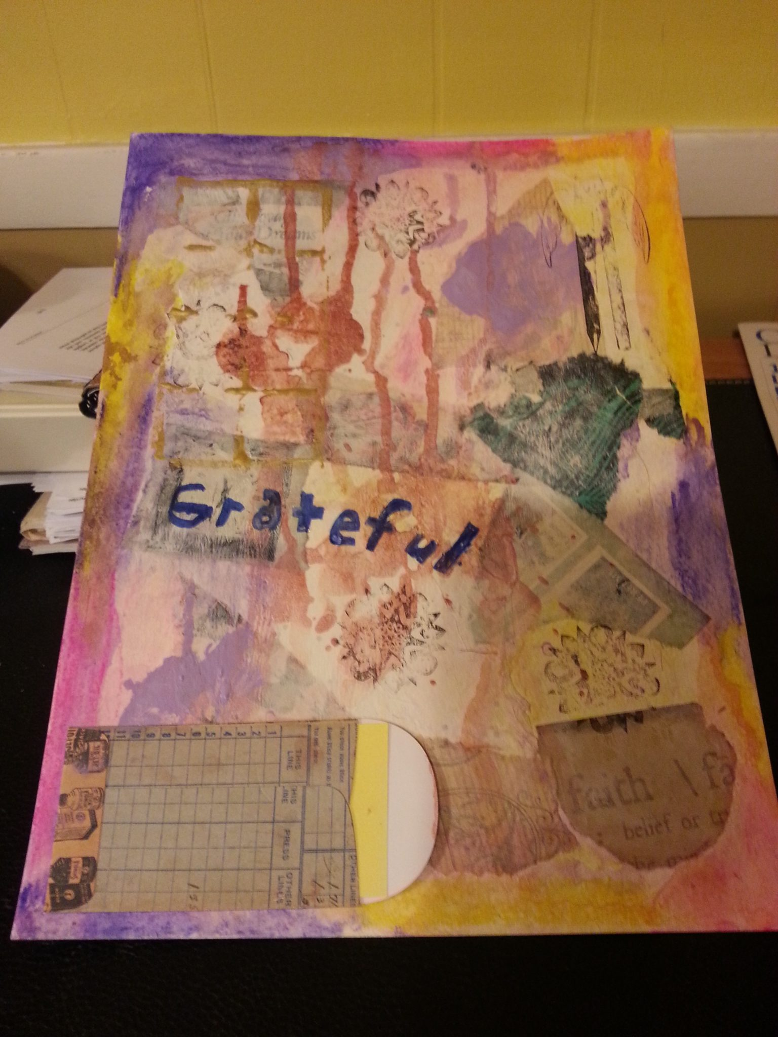 Life Book 2015 – Art journaling is for everyone