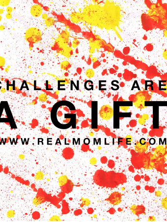 The gift of challenges