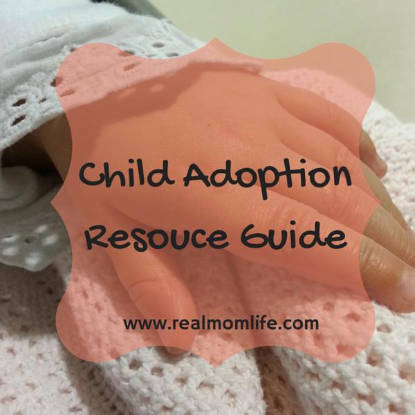 Child Adoption Resource Guide