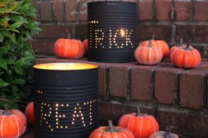 Halloween-luminaries