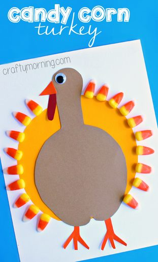 candy-corn-turkey-kids-craft-for-thanksgiving-
