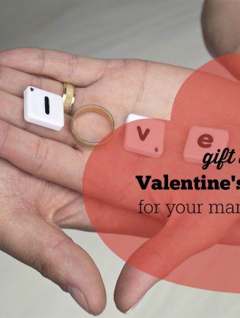 Valentine's Day gifts man.