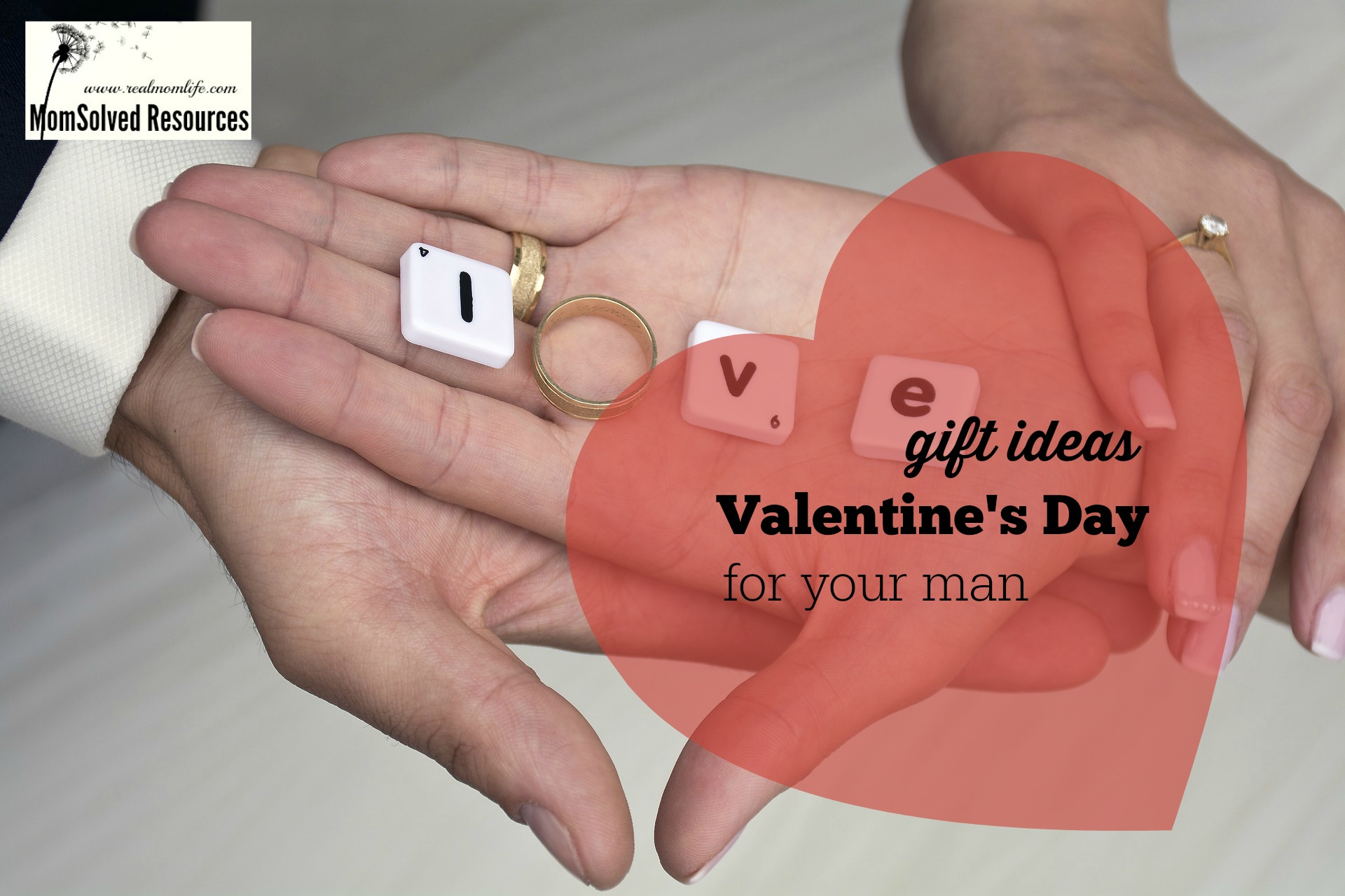 Valentine's Day Gift Ideas for your Man
