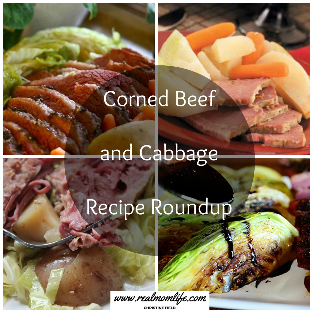 Corned Beef and Cabbage Recipe Roundup