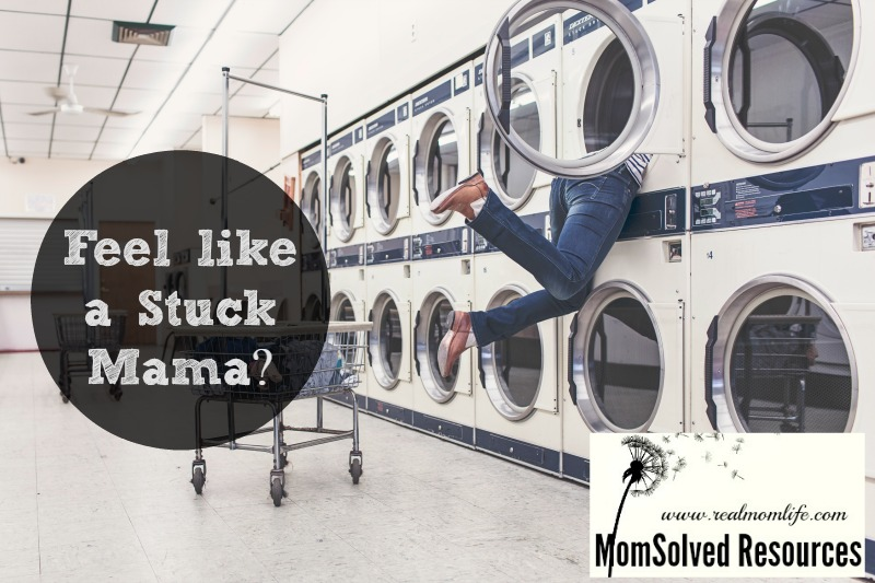 stuck mama post