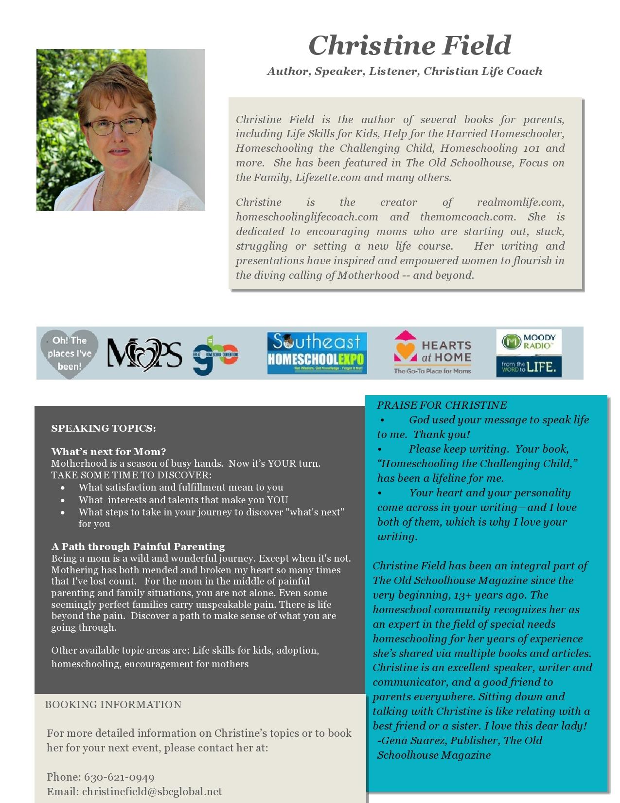 christine-field-speaker-one-sheet-page0001