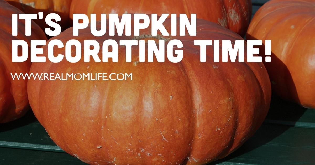 Pumpkin Decorating Ideas