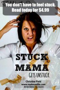 Get unstuck today!
