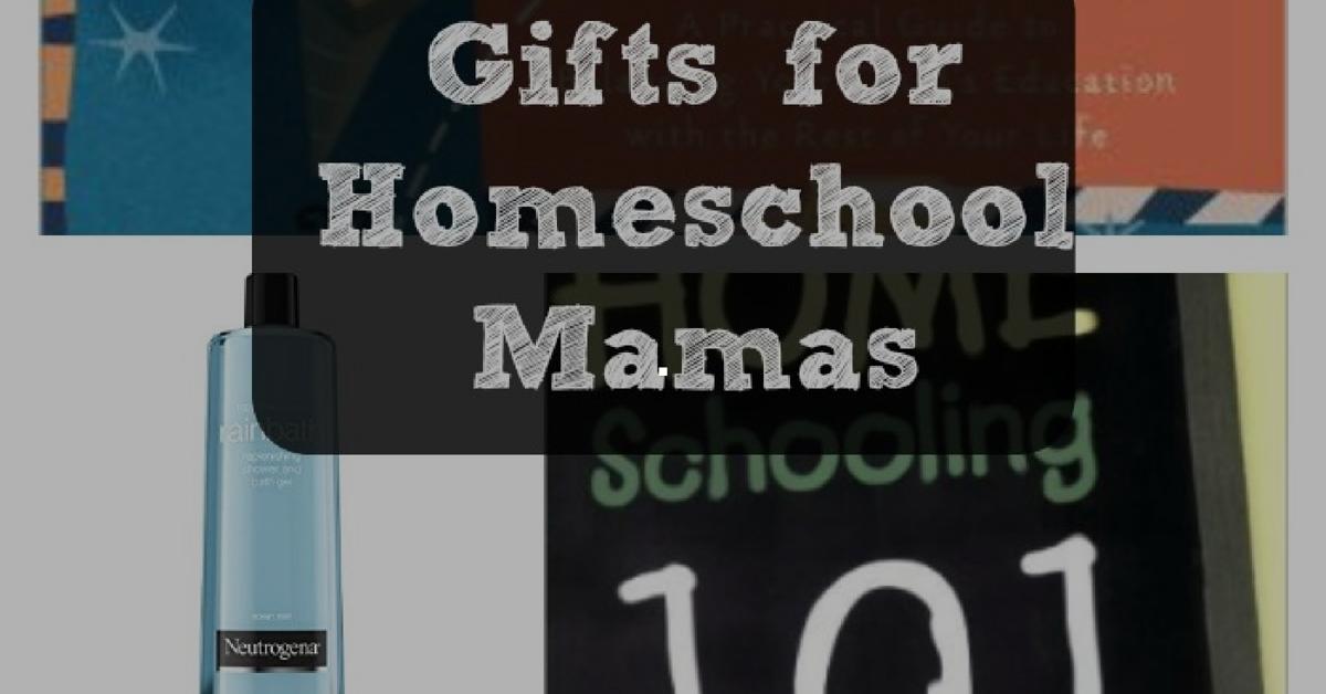 Christmas Gift Guide for Homeschool Moms