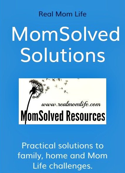 Get MomSolved Solutions for Family, Home and Mom Life