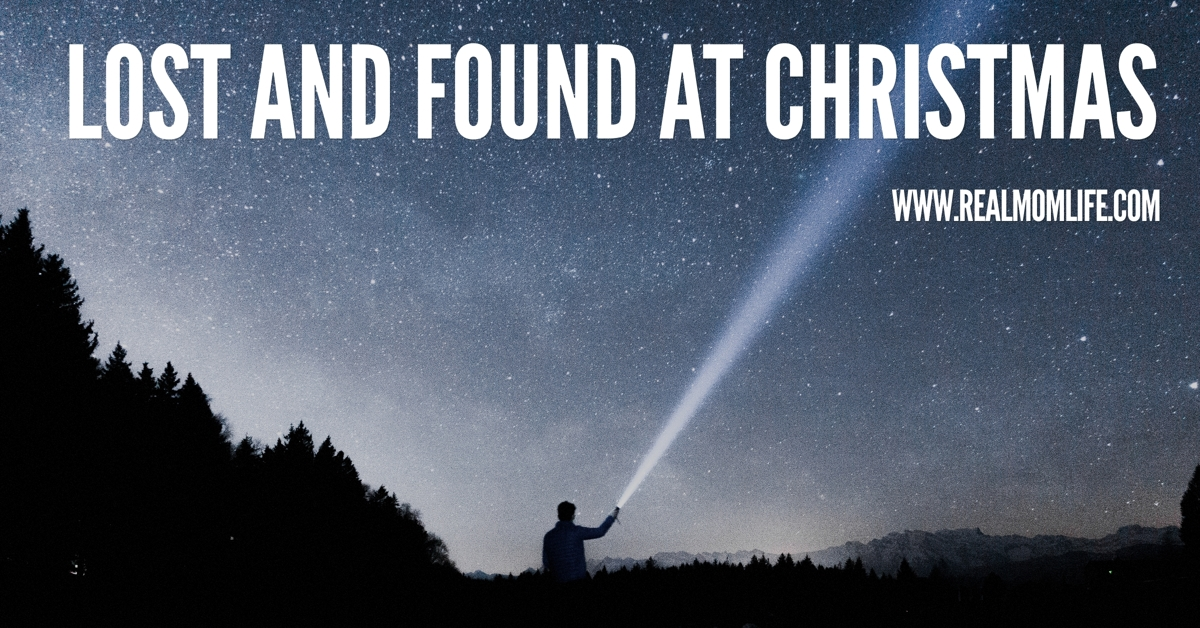 Lost and Found at Christmas