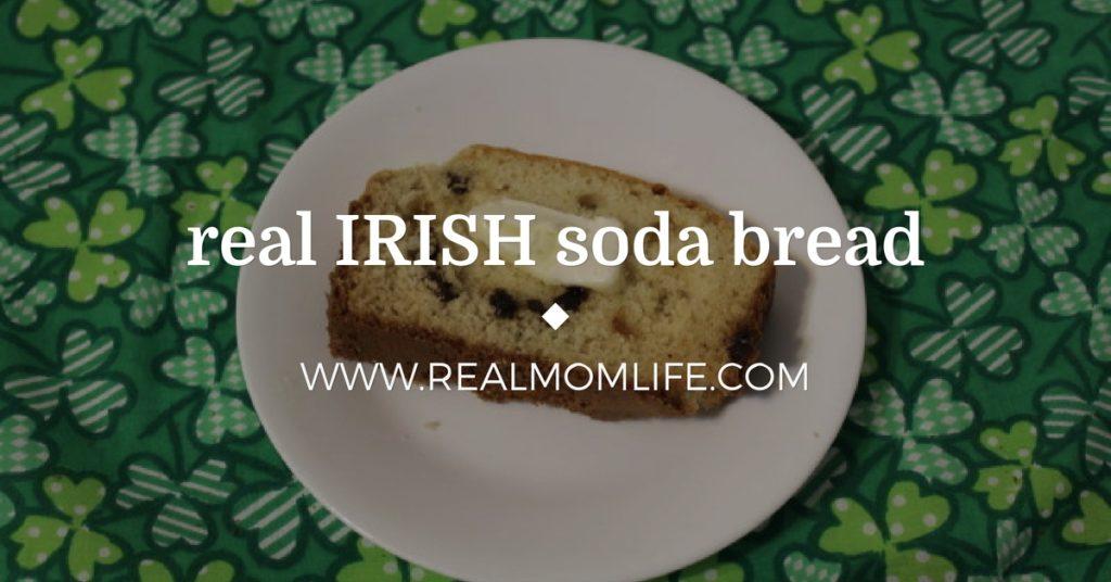 Irish Soda Bread: Easy and delicious!