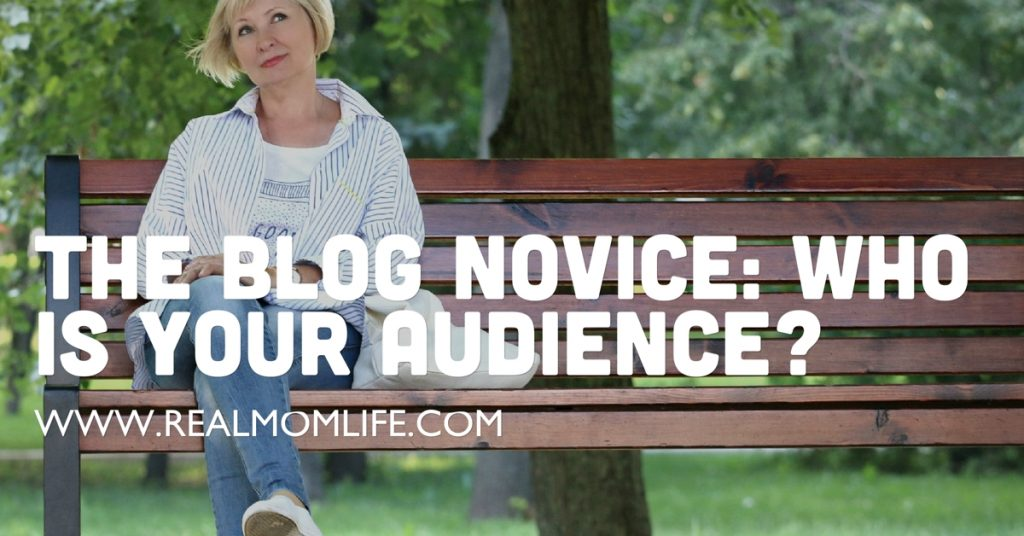 The Blog Novice: Who is your audience?