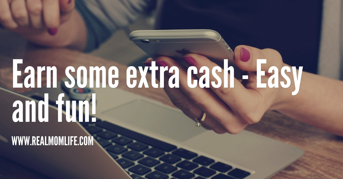 Earn some extra cash – Easy and fun!