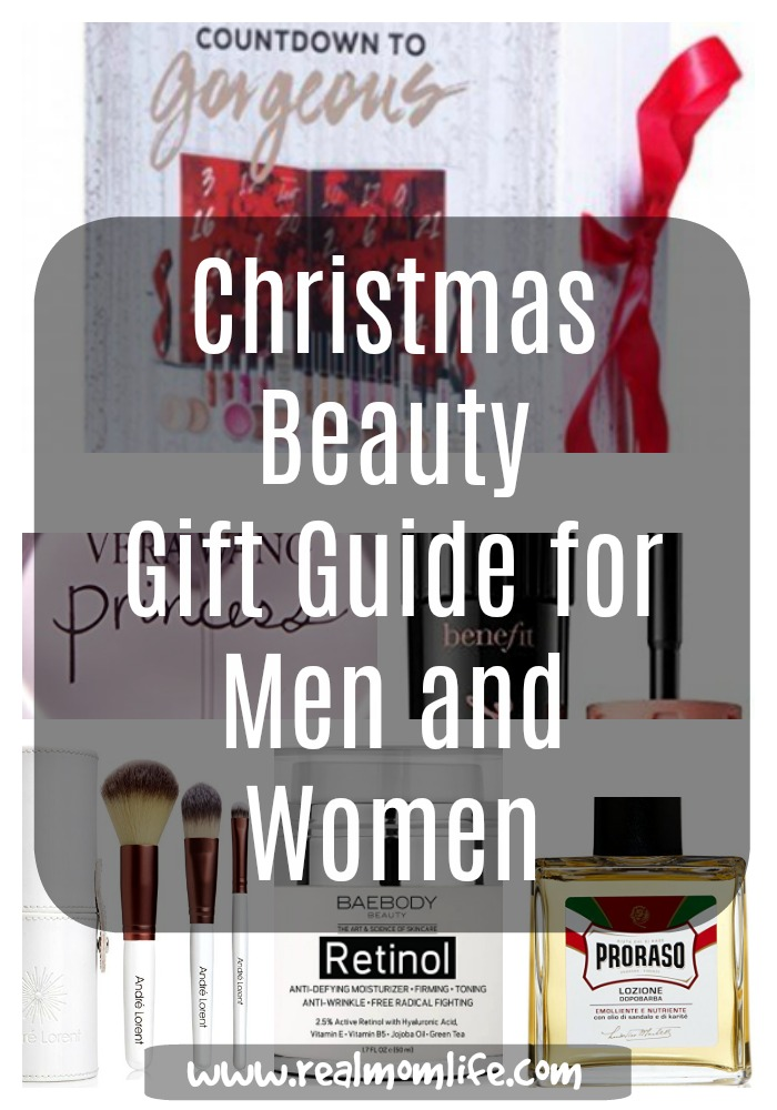 Christmas Beauty Gift Guide for Men and Women