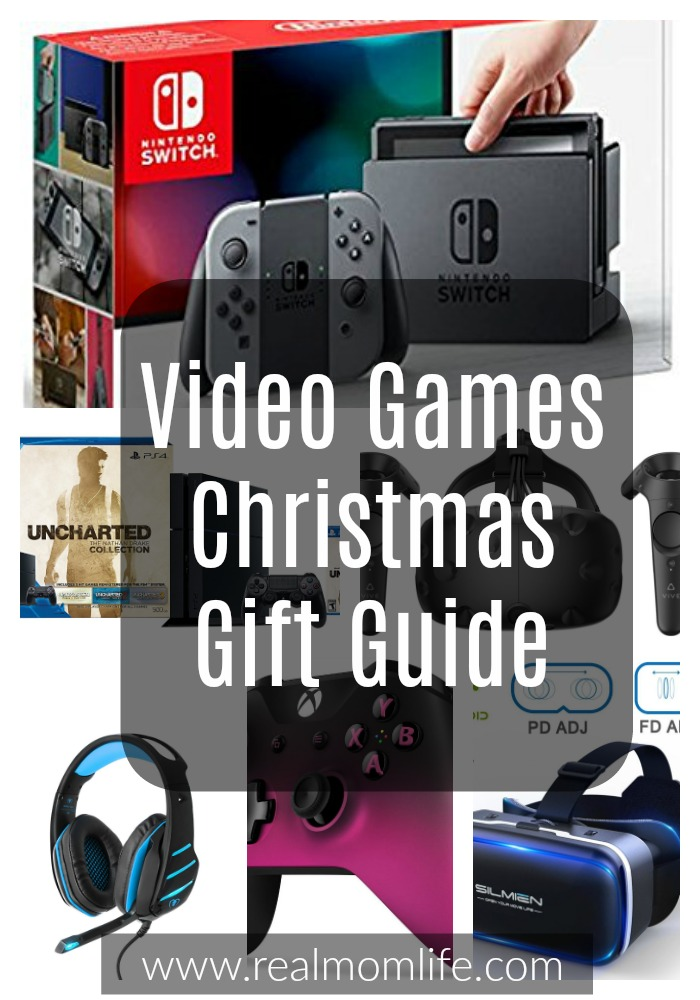 Video Games Christmas Gift Guide