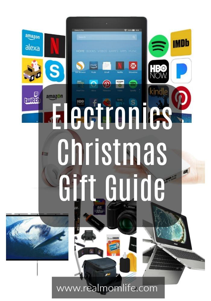 Electronics Christmas Gift Guide