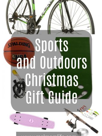Sports and Outdoors Christmas Gift Guide