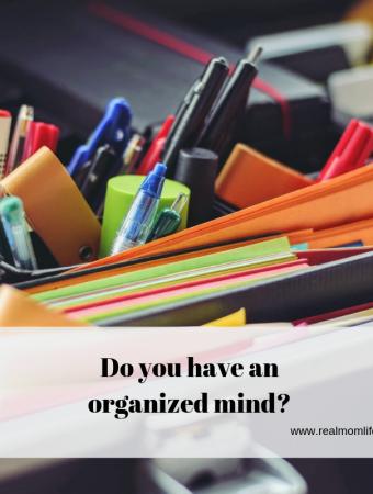 organized mind