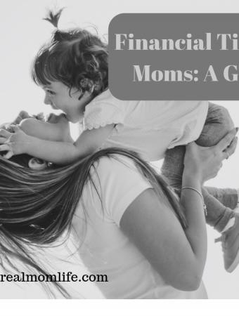 finances for moms