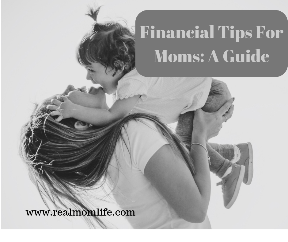 finances for moms
