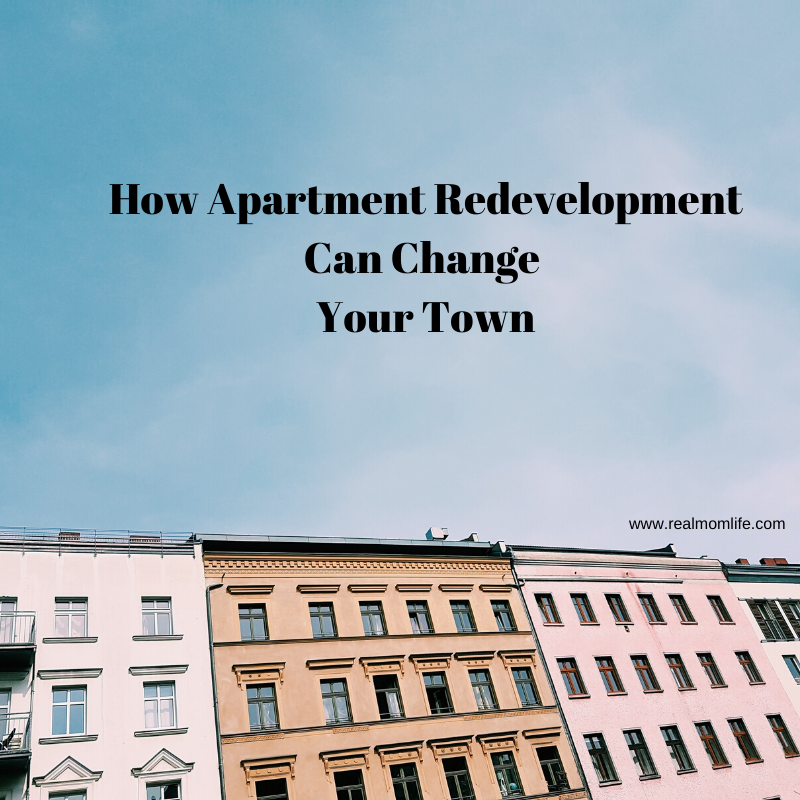 apartment redevelopment