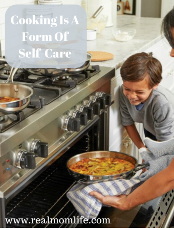 cooking as self care