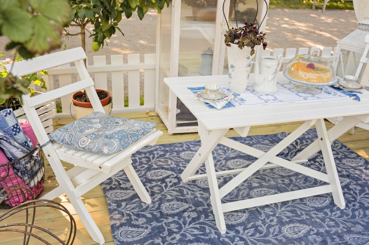 Tips on Keeping Your Outdoor Rug in Good Condition