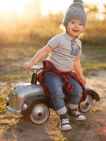 Best Toys To Convince Your Children To Play Outside